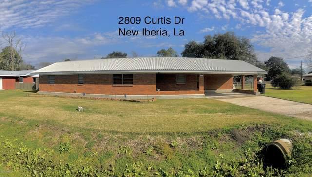 2809 Curtis Drive, New Iberia, LA 70560 (MLS #20001117) :: Keaty Real Estate