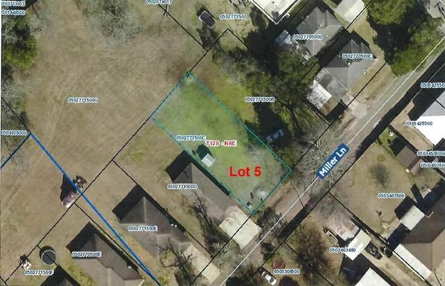 5 Miller Lane, New Iberia, LA 70563 (MLS #20001225) :: Keaty Real Estate