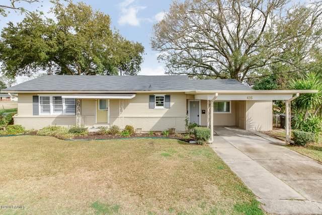 416 W St Paul Street, Abbeville, LA 70510 (MLS #20001241) :: Keaty Real Estate