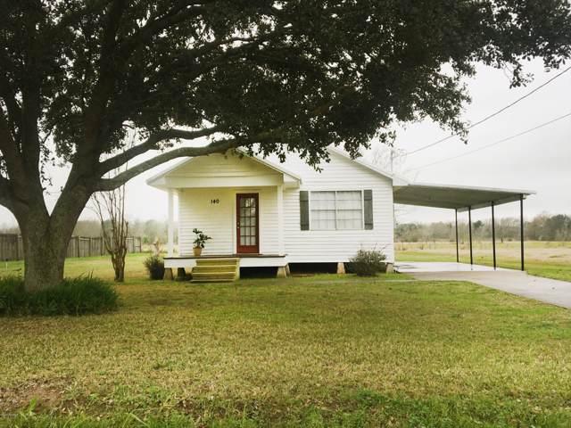 140 Reggie Road, Duson, LA 70529 (MLS #20001265) :: Keaty Real Estate