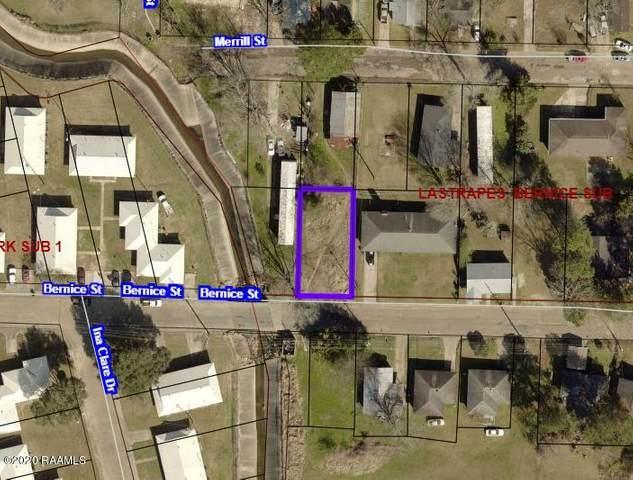 Tbd Bernice Street, Opelousas, LA 70570 (MLS #20001282) :: Keaty Real Estate