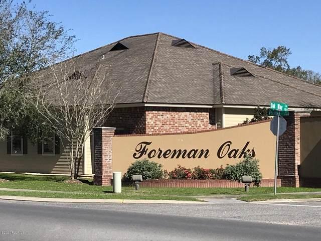 1100 Foreman Drive, Lafayette, LA 70506 (MLS #20001324) :: Keaty Real Estate