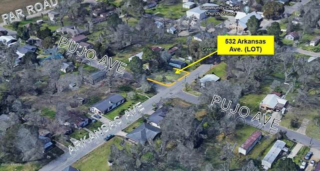 532 Arkansas Ave., Opelousas, LA 70570 (MLS #20001333) :: Keaty Real Estate