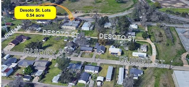 Tbd Desoto St., Opelousas, LA 70570 (MLS #20001336) :: Keaty Real Estate