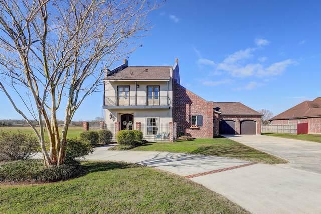 156 Grand Lake Drive, Arnaudville, LA 70512 (MLS #20001410) :: Keaty Real Estate