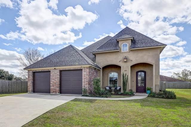 109 Sanctuary Lane, Lafayette, LA 70503 (MLS #20001466) :: Keaty Real Estate