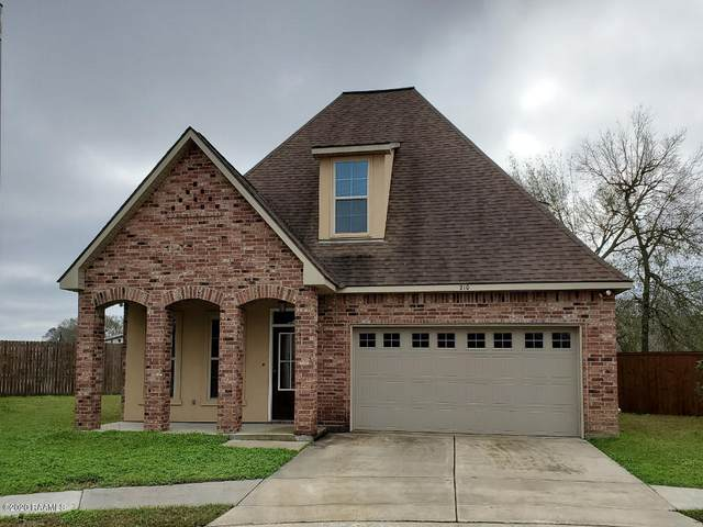 210 Shady Ridge Lane, Lafayette, LA 70508 (MLS #20001478) :: Keaty Real Estate