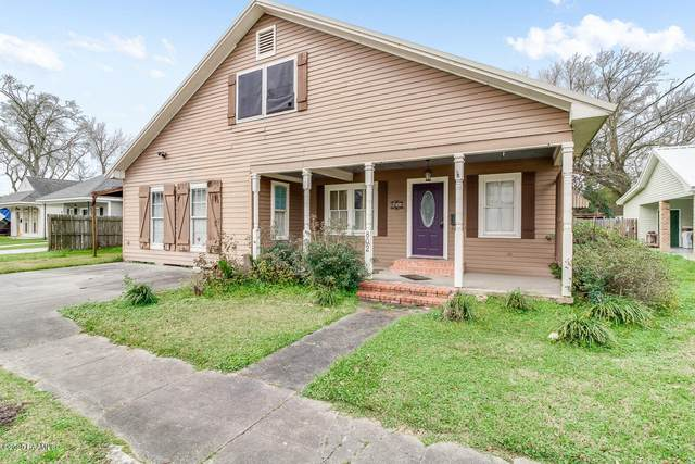 802 Wiltz Street, Rayne, LA 70578 (MLS #20001485) :: Keaty Real Estate