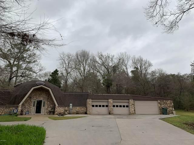 162 Rocky Road, Ville Platte, LA 70586 (MLS #20001501) :: Keaty Real Estate