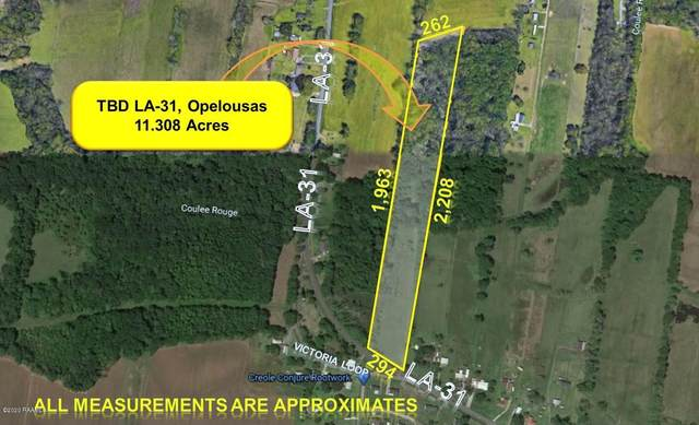 Tbd La-31, Opelousas, LA 70570 (MLS #20001514) :: Keaty Real Estate