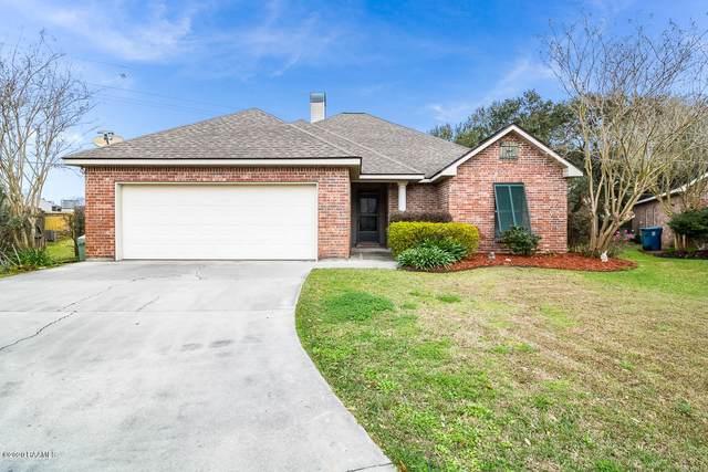 100 Caravan Drive, Lafayette, LA 70506 (MLS #20001532) :: Keaty Real Estate