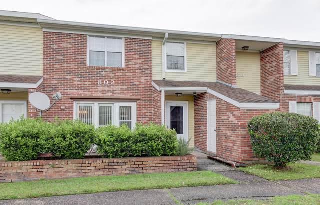101 Wilbourn Street #802, Lafayette, LA 70506 (MLS #20001533) :: Keaty Real Estate