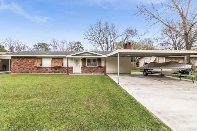 725 Harrell Drive, Lafayette, LA 70503 (MLS #20001547) :: Keaty Real Estate