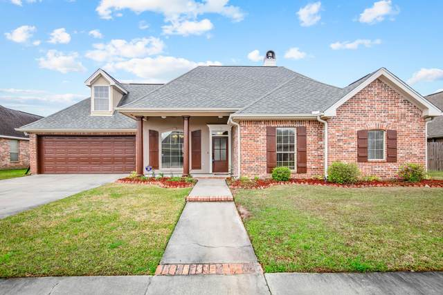104 Moss Brook Drive, Lafayette, LA 70508 (MLS #20001582) :: Keaty Real Estate