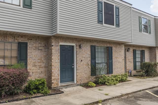 100 Winchester Drive #303, Lafayette, LA 70506 (MLS #20001605) :: Keaty Real Estate