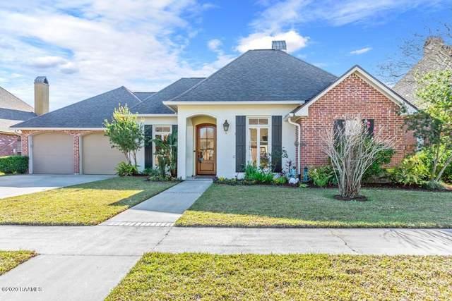 105 Hollow Green Drive, Lafayette, LA 70508 (MLS #20001617) :: Keaty Real Estate