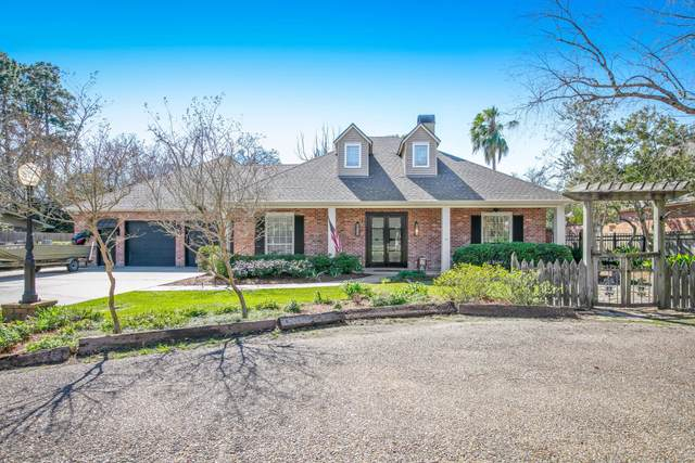 117 Deanna Drive, Lafayette, LA 70503 (MLS #20001637) :: Keaty Real Estate