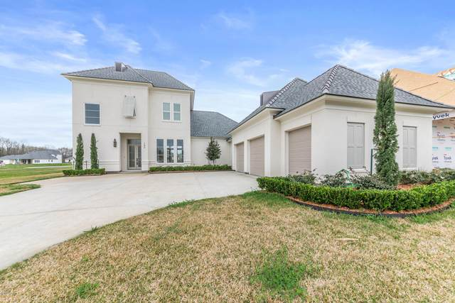 102 Steeplestone Lane, Lafayette, LA 70503 (MLS #20001677) :: Keaty Real Estate