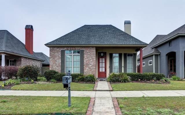 205 S Montauban Drive, Lafayette, LA 70507 (MLS #20001692) :: Keaty Real Estate