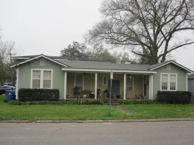 718 & 720 Stevenson Street, Lafayette, LA 70501 (MLS #20001729) :: Keaty Real Estate