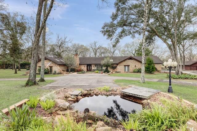 4 Eureka Plantation Road, Lafayette, LA 70508 (MLS #20001786) :: Keaty Real Estate