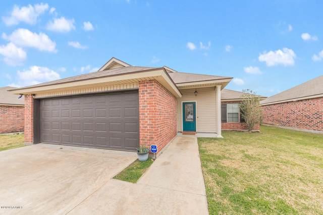106 Sabine Drive, Carencro, LA 70520 (MLS #20001836) :: Keaty Real Estate