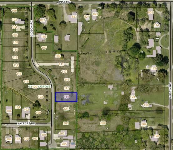 119 Gideon Road, Youngsville, LA 70592 (MLS #20001862) :: Keaty Real Estate