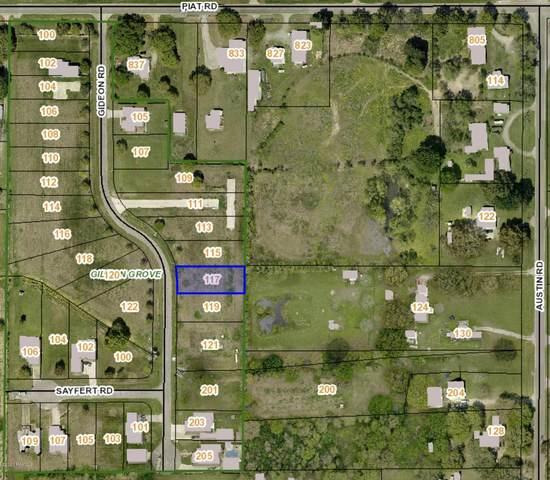 117 Gideon Road, Youngsville, LA 70592 (MLS #20001863) :: Keaty Real Estate