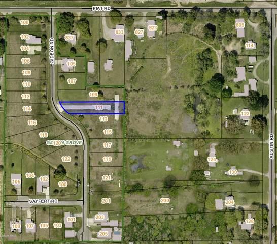 111 Gideon Road, Youngsville, LA 70592 (MLS #20001868) :: Keaty Real Estate