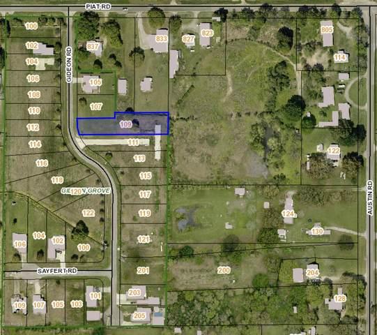 109 Gideon Road, Youngsville, LA 70592 (MLS #20001870) :: Keaty Real Estate