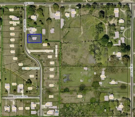 107 Gideon Road, Youngsville, LA 70592 (MLS #20001871) :: Keaty Real Estate