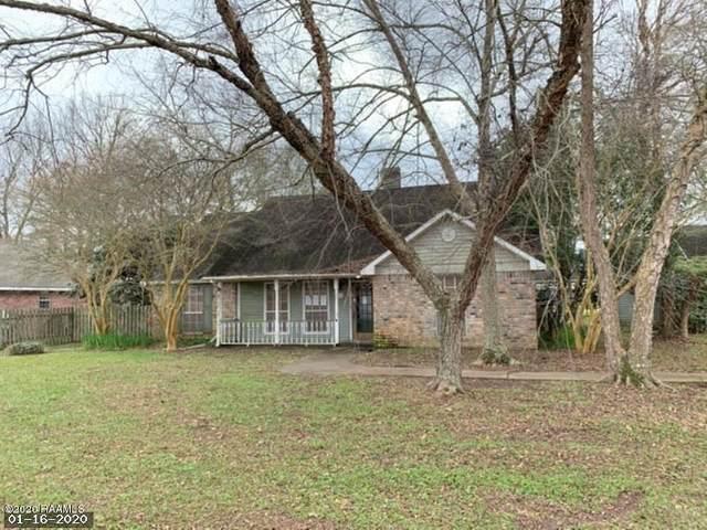 318 Herlil Circle, Carencro, LA 70520 (MLS #20001952) :: Keaty Real Estate
