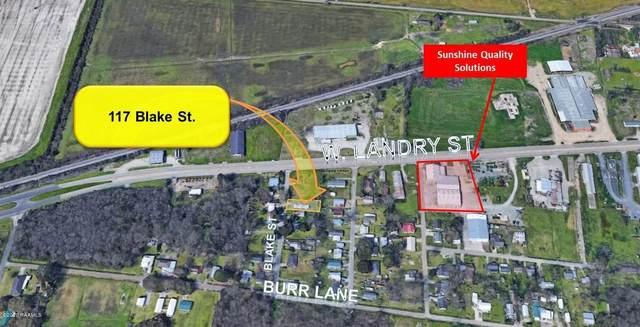 117 Blake St., Opelousas, LA 70570 (MLS #20002019) :: Keaty Real Estate