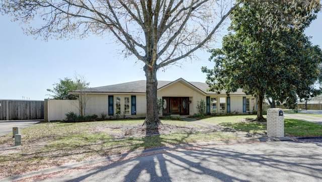 516 Robert Lee Circle, Lafayette, LA 70506 (MLS #20002191) :: Keaty Real Estate