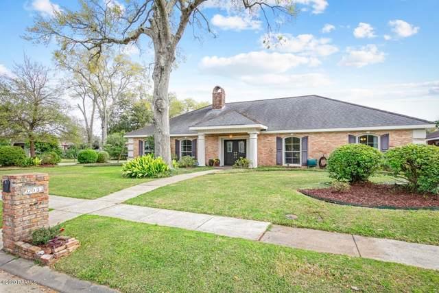 603 Roselawn Boulevard, Lafayette, LA 70503 (MLS #20002260) :: Keaty Real Estate