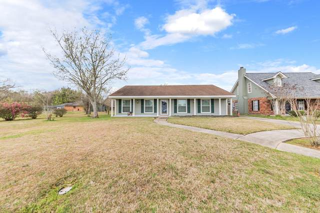 416 Timber Creek Drive, Lafayette, LA 70506 (MLS #20002274) :: Keaty Real Estate