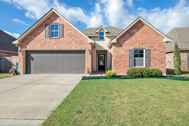 110 Sunny Peak Street, Youngsville, LA 70592 (MLS #20002329) :: Keaty Real Estate