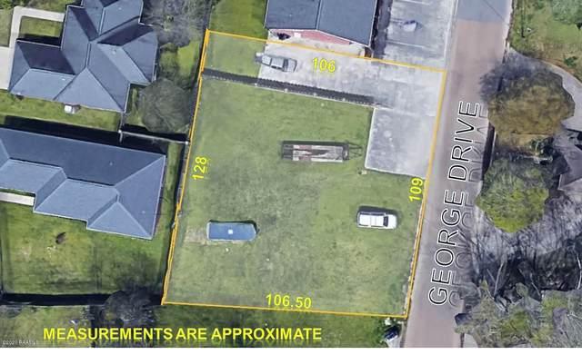 Tbd George Dr., Opelousas, LA 70570 (MLS #20002339) :: Keaty Real Estate