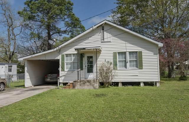 109 Craig Street, New Iberia, LA 70560 (MLS #20002553) :: Keaty Real Estate