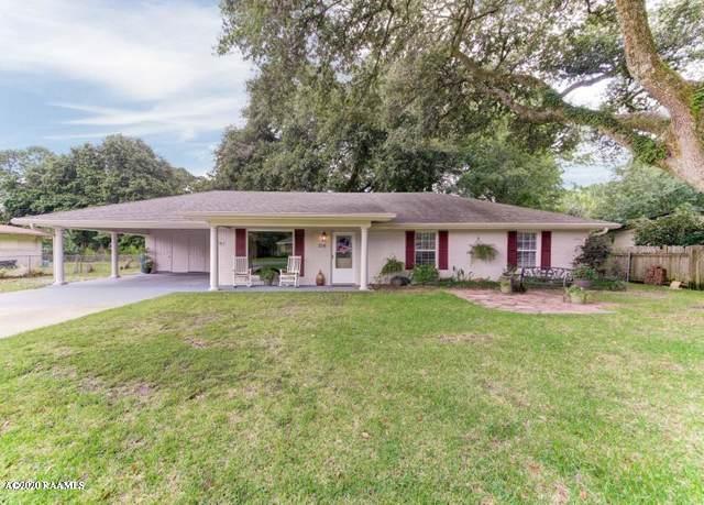 216 Kim Drive, Lafayette, LA 70503 (MLS #20002579) :: Keaty Real Estate