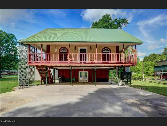 221 Hickory Street, Port Barre, LA 70577 (MLS #20002593) :: Keaty Real Estate