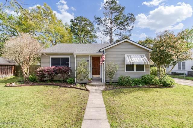 217 W 15th St Street, Crowley, LA 70526 (MLS #20002627) :: Keaty Real Estate