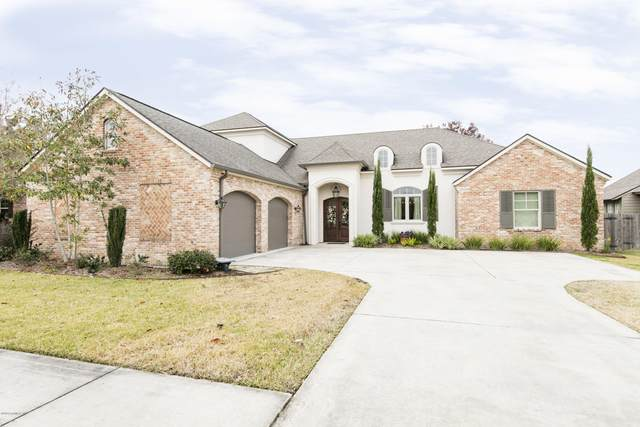 312 Vanburg Place, Lafayette, LA 70508 (MLS #20002736) :: Keaty Real Estate