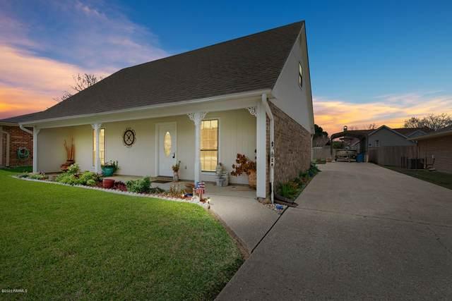 1511 Hickory Drive, New Iberia, LA 70560 (MLS #20002855) :: Keaty Real Estate