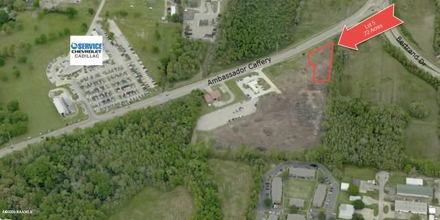 1011 Ambassador Caffery Parkway, Lafayette, LA 70506 (MLS #20002888) :: Keaty Real Estate
