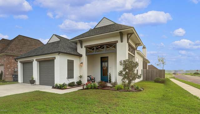 217 Golden Cypress Drive, Youngsville, LA 70592 (MLS #20002892) :: Keaty Real Estate