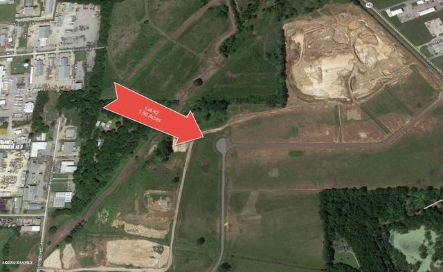 Lot 42 Spanish Trail Industrial Park, Broussard, LA 70518 (MLS #20002920) :: Keaty Real Estate