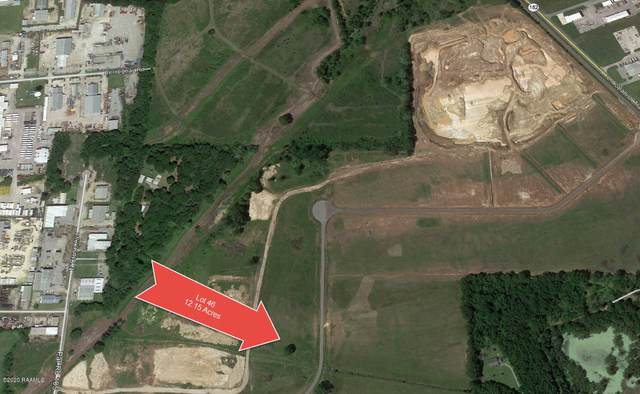 Lot 46 Spanish Trail Industrial Park, Broussard, LA 70518 (MLS #20002922) :: Keaty Real Estate