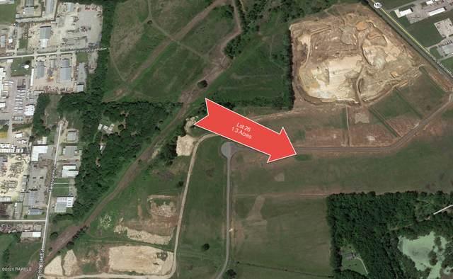 Lot 26 Spanish Trail Industrial Park, Broussard, LA 70518 (MLS #20002926) :: Keaty Real Estate
