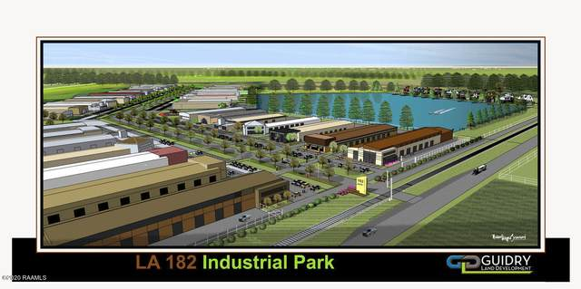 Lot 59 Spanish Trail Industrial Park, Broussard, LA 70518 (MLS #20002935) :: Keaty Real Estate